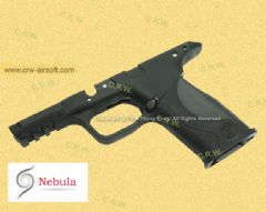 Nebula Original Frame for WE M&P9 (Black/Marking)
